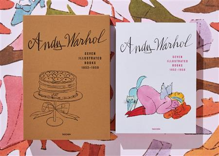 Andy Warhol - Seven Illustrated Books 1952–1959