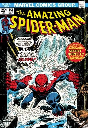 The Amazing Spiderman #151 - Only One Of Us Is Leaving Here Alive!