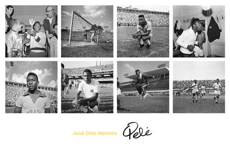 Boxed Set 8 Portfolio (Pelé)